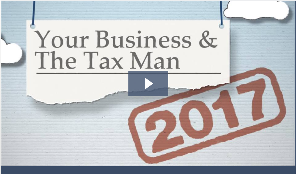 2017 Business Tax Highlights